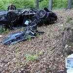 Unfall bei Aschaffenburg