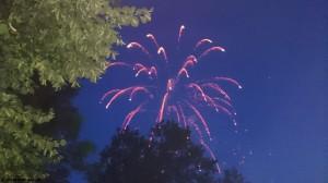 Brandsicherheitswache Feuerwerk